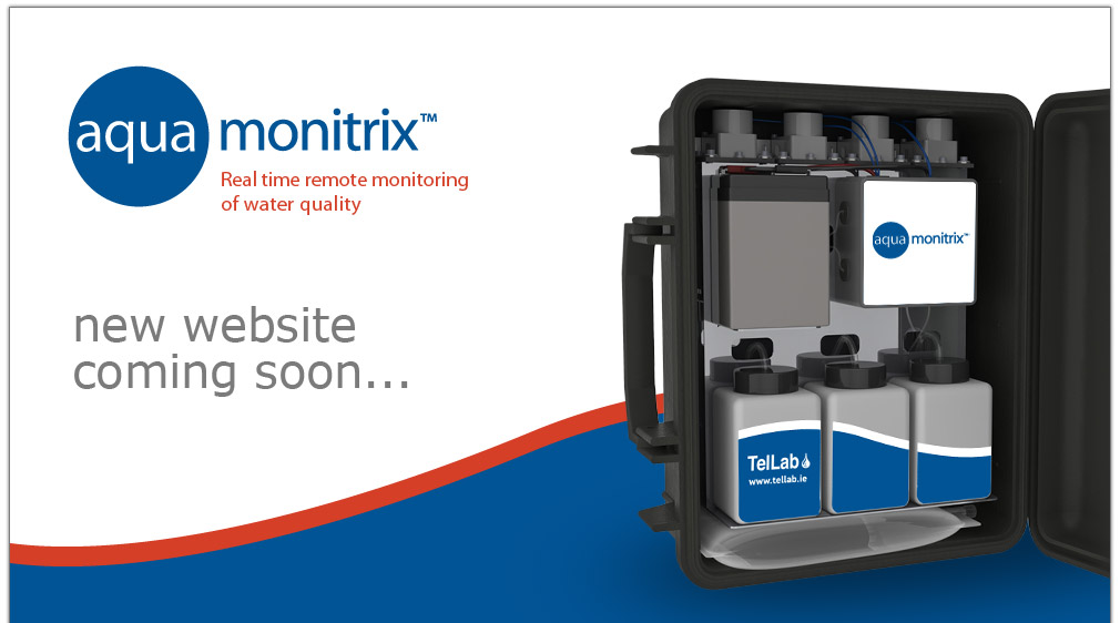 Aquamonitrix Real time remote monitoring of water quality