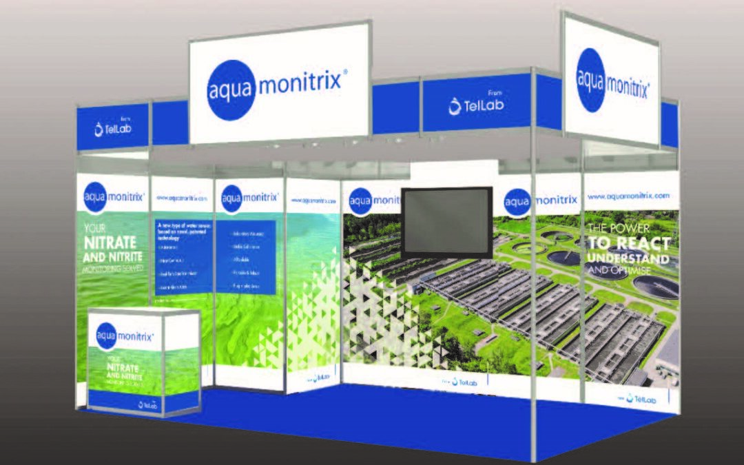 Water Industry Trade Shows: See Aquamonitrix® at These  Upcoming Events